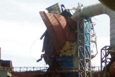 2 Mesin Penyedot Meledak, 11 Karyawan PT VDNI Dilarikan ke Rumah Sakit