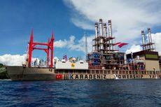 Mengintip Kapal Yasin Bey, Pemasok Listrik di Pulau Ambon