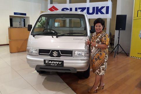"Kisah Setia ""Ratu Sambal"" Surabaya dengan Suzuki Carry Pikap"