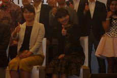 Eks Anggota JKT48 Ikut Lomba Jakarta Kizuna Ekiden