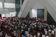 Djarot Hadiri Acara Pengajian di Masjid Raya KH Hasyim Asyari