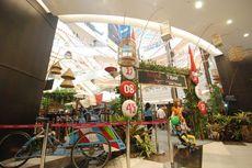 Pasar Tiban Pun Masuk Mal