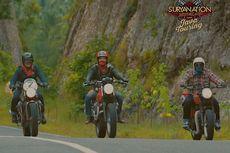 Jelajah Panorama Indonesia dengan Motor