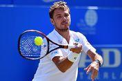 Wawrinka Tak Yakin Bisa Juara Wimbledon 2017