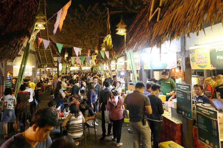 Festival Kuliner Serpong bertema Raos Pisan Euy diselenggarakan dari tanggal 10 Agutus-10 September 2017 di Summarecon Mal Serpong.