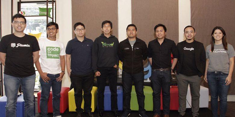 "Cerita 6 ""Startup"" Indonesia ""Ditempa"" Di Markas Google"