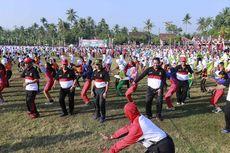Hendrar Prihadi Luncurkan Tagline Bangga Olahraga