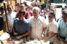 Mendag Terkesan dengan Pasar Cihapit dan Sarijadi di Bandung