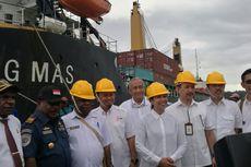 Menteri BUMN Minta agar Pelabuhan Pomako Timika Diperbaiki