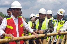 Jokowi Janji Bangun Bendungan Sejak Menjabat Gubernur DKI Jakarta