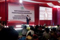 Di Depan Pimpinan Ponpes Muhammadiyah se-Indonesia, Jokowi Ingatkan Besarnya Indonesia