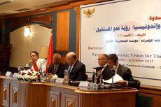 Indonesia dan Mesir Harus Menjadi Poros Islam Moderat