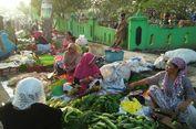 Tradisi Ziarah Kubur dan Pasar Dadakan di Pangkalan Bun