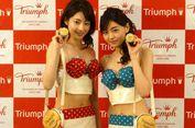 Khusus di Jepang, Triumph Bikin Bra dengan Alarm, untuk Apa?