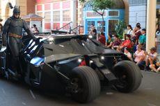 Menjajal Rollercoaster Tercepat hingga Atraksi Superhero di Gold Coast