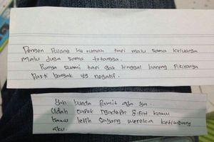 Polisi Temukan Surat Keluh Kesah Korban Mutilasi, Ini Isinya...