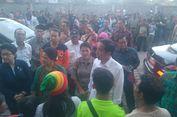 Pengungsi Gunung Agung: Saya Senang Ada Pak Jokowi, Sedihnya Hilang