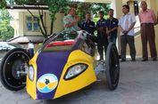 Si Elang, Mobil Listr   ik Ramah Lingkungan Karya Mahasiswa Untidar