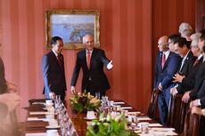 Presiden Jokowi dan PM Australia Gelar Pertemuan Bilateral