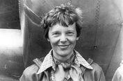 Menelusuri Jejak Kematian Amelia Earhart