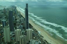 15 Menit Melihat Kota Gold Coast dari Helikopter...