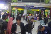 Hingga H-3 Lebaran, Pemudik di Stasiun Gambir Mencapai 250 Ribu Orang