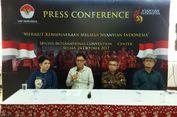 Digelar Pekan Depan, Nyanyian Indonesia Ingin Rajut Kebhinekaan