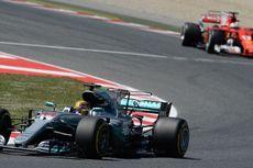 Finis Pertama di Spanyol, Hamilton Dapatkan Kemenangan Kedua Musim Ini