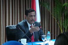 Bantah Impor LNG Singapura, Luhut Sebut Indonesia Tak Akan Melacurkan Diri