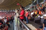 Sandiaga Berencana ke Washington DC Soal Pembangunan Stadion