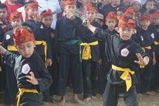 Tradisi Unik di Banyuwangi, Membersihkan Desa Lewat Silat