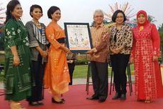 Flora dan Fauna dalam Batik Jakarta