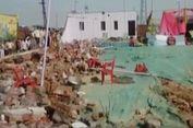 Musibah di Acara Nikah, Tembok 28 Meter Roboh Tewaskan 25 Orang
