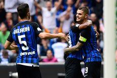 Hasil Liga Italia, Inter Milan Menang atas Tim Promosi