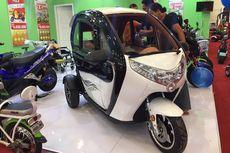 Spesifikasi Motor Listrik Roda Tiga Selis