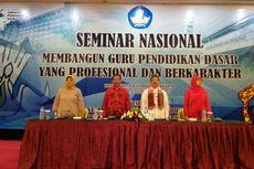 Guru Se-Indonesia Ikut Seminar Nasional Pendidikan Dasar 2017