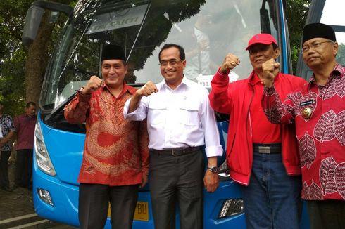 Menhub: Ini Semua Tanda Cinta Bapak Jokowi kepada Ibu-ibu...