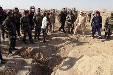 ISIS Ubah Pangkalan Udara Hawija Jadi Lokasi Pembantaian dengan Kubur 400 Korbannya