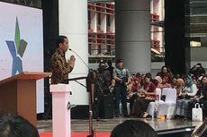 Jokowi Resmikan Gedung Perpustakaan Nasional Tertinggi di Dunia