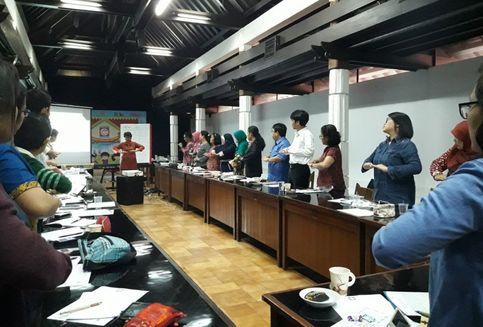 Lagu Anak Indonesia, Tanggungjawab Kita Bersama