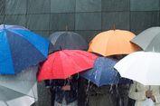 Cuaca Selasa Ini di Jabodetabek, Hujan Ringan dari Siang hingga Malam