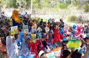 Dari Jual Madu, Salahudin Bangun Perpustakan Keliling untuk Anak-anak di Pelosok