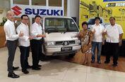 Apresiasi Suzuki untuk Pengusaha dengan Carry Pikap