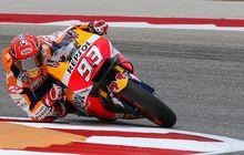 Akhirnya, Marquez Juara di GP Americas