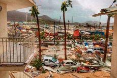 Setelah Karibia dan Lewati Puerto Rico, Badai Irma Mengancam Florida