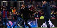Pertandingan Barcelona Vs PSG seperti Film Horor