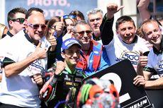 Johann Zarco dan Podium Perdana di MotoGP