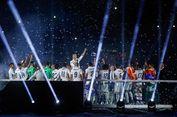 Ketika Ronaldo Menyanyikan Ballon d'Or bersama Para Suporter