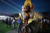 Meski Gunung Agung Bergejolak, Pesona Mandiri Nusa Dua Fiesta Dibuka Meriah