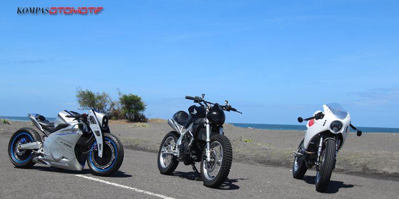 Honda Dream Ride Project 2017 Yogyakarta